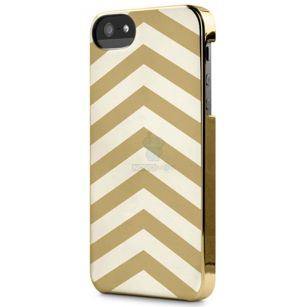 Ультрамодная пластиковая накладка Incase Snap Chevron для iPhone 5, 5S