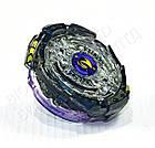 Игрушка-волчок БейБлейд Взрыв BeyBlade Burst с ручкой Twin Nemesis Твин Немесис В102, фото 5