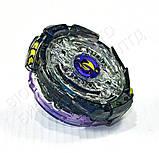 Іграшка-дзига БейБлейд Вибух BeyBlade Burst з ручкою Twin Nemesis Твін Немесис В102, фото 5