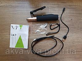 Эндоскоп wi fi с ручкой. Диаметр 5,5мм. Длина 1 метр. Жесткий кабель.