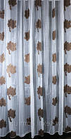 Легкая тюль из органзы в Украине от производителя