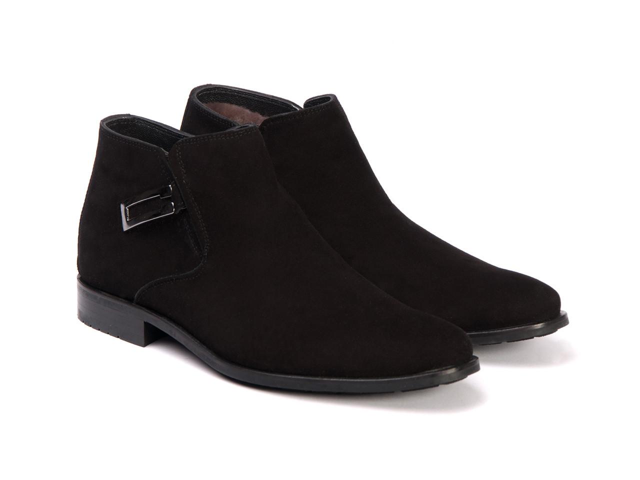 Ботинки Etor 10422-5377 черные, фото 1