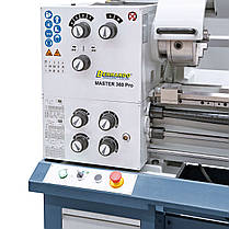 Master 360 PRO токарный станок по металлу| токарно винторезный станок Bernardo Австрия, фото 3