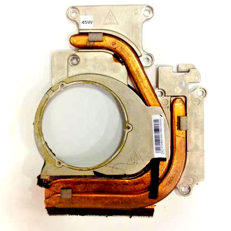 Радиатор системы охлаждения Lenovo Y570