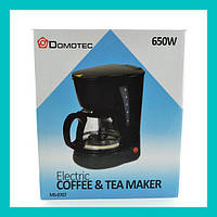Кофеварка DOMOTEC MS-0707!Опт
