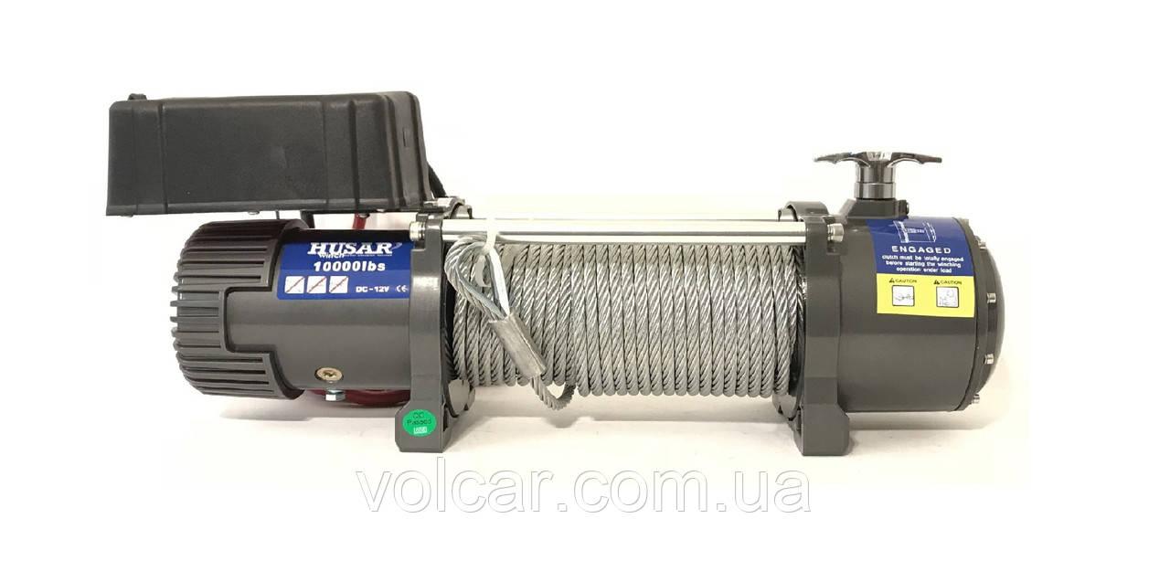 Лебедка электрическая Husar 10000 LBS 4500 кг 12 В
