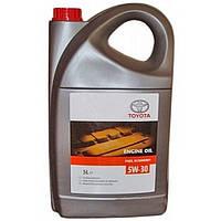 Моторное масло Toyota Fuel Economy 5W-30 (5л.)