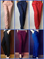 Много летних расцветок Ткань софт Женские летние брюки , разные цвета, фото 1