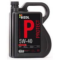 Моторное масло Bizol Protect 5W-40 (4л.)