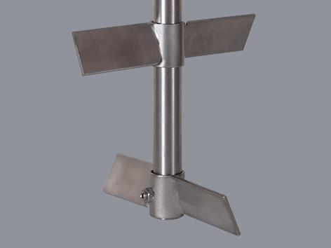 Дополнительные принадлежности и запасные части к мешалкам пневматическим серии MIX