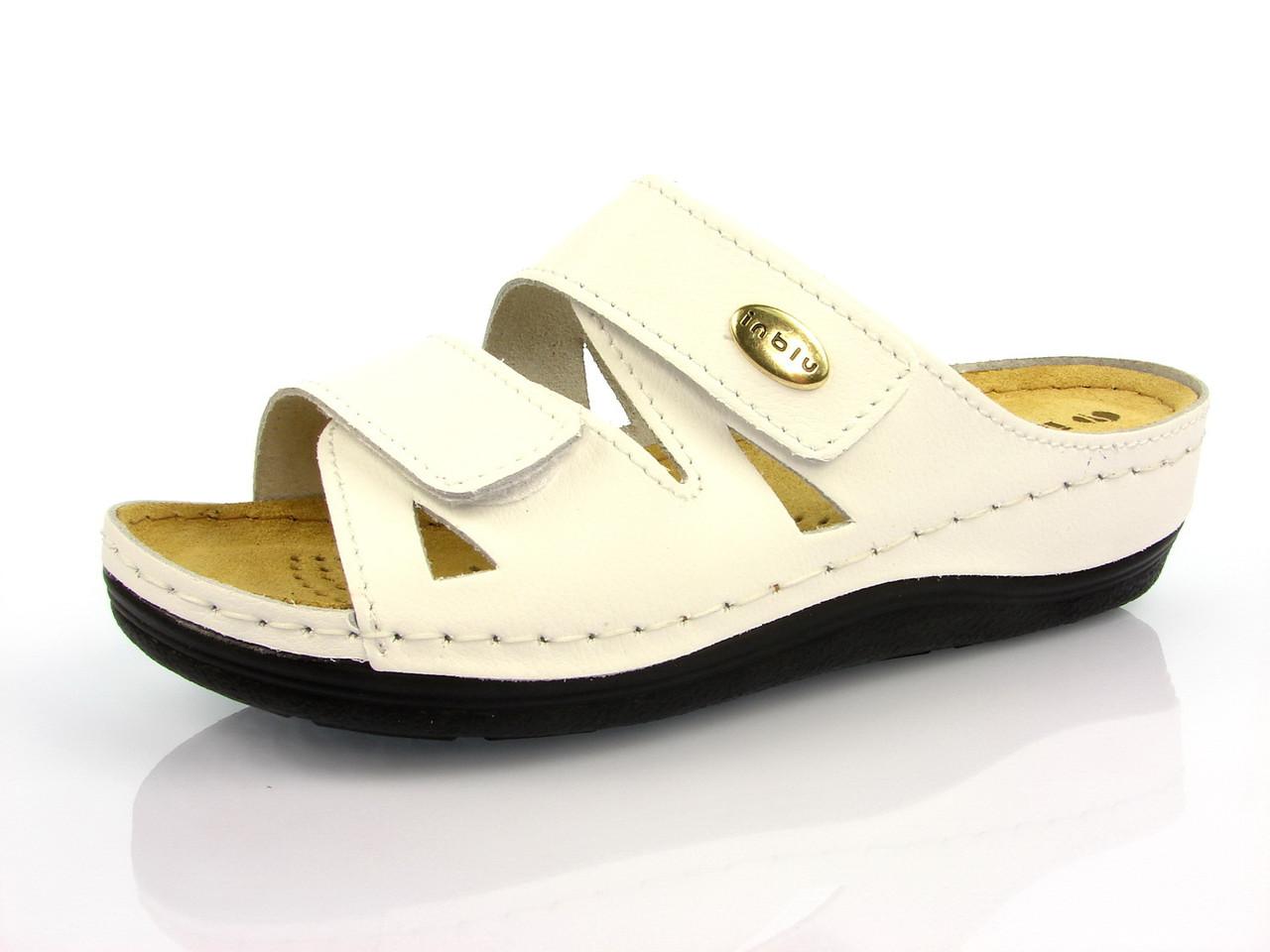 Ортопедическая женская обувь Inblu шлепанцы LF-2 001 - Интернет-магазин