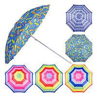 Зонт пляжный d2,2м  MH-1097