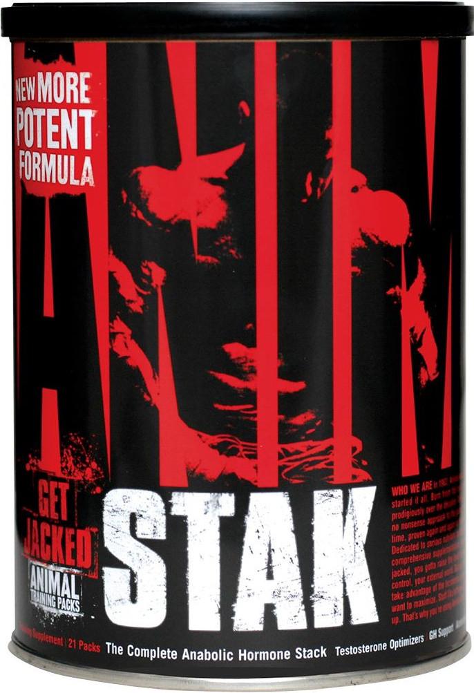 UniversalAnimal STAK 21 packs