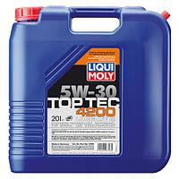 Моторное масло Liqui Moly Top Tec 4200 5W-30 (20л.)