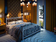 Кровать двуспальная Монстера
