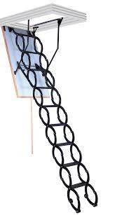 Лестница ножничного типа Flex Termo Metal Box