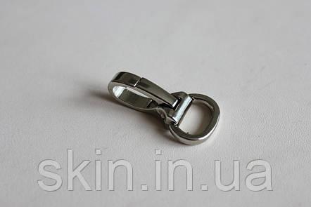 Карабин, ширина - 15 мм, цвет - никель, артикул СК 5291, фото 2