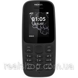 Мобильный телефон Nokia 105 2017 Black