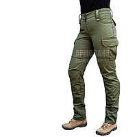 "Женские милитари брюки ""PANTERA"" OLIVE"