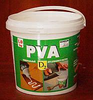 Клей ПВА класса Д2 1 кг