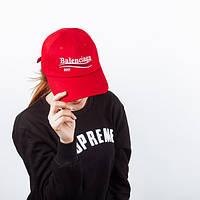 Кепка стильная Balenciaga логотип вышивка | Топ