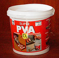 Клей ПВА класса Д3 1 кг