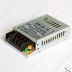 Блок питания для светодиодной ленты 12в 24вт 2А IP20 compact негерметичный MOTOKO