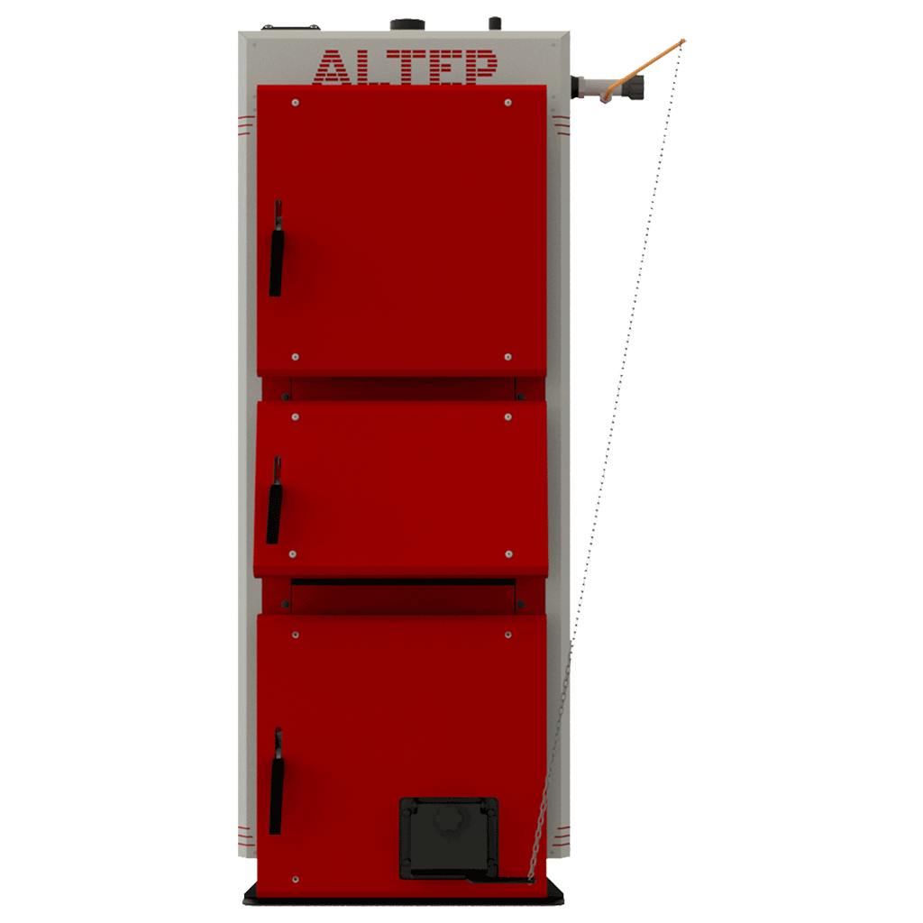 Твердотопливный котел Альтеп Duo Uni 21 квт