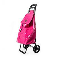 Сумка-тележка Epic City X Shopper Ergo 40 Neonic Hot Pink