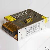 Блок питания для светодиодной ленты 12в 80вт 6,6А IP20 compact негерметичный MOTOKO