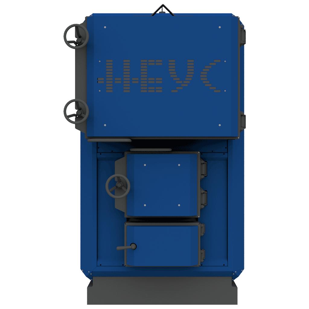 Промышленный жаротрубный твердотопливный котел  Неус-Т 250