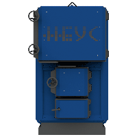 Промышленные жаротрубные твердотопливные котлы длительного горения Неус-Т 500