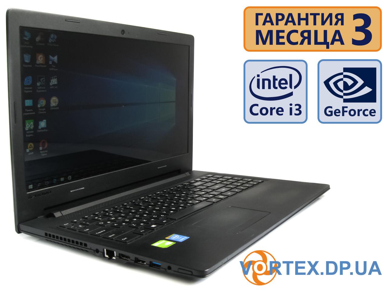 Ноутбук Lenovo Ideapad 100-15ibd 15.6 (1366x768) / Intel Core i3-5005U