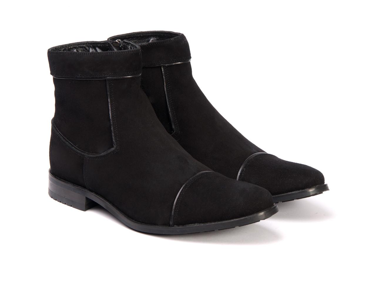 Ботинки Etor 9983-5377 черные