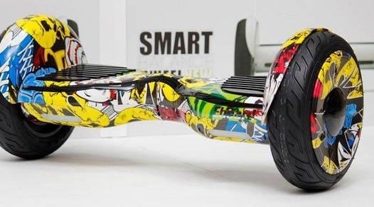 Гироскутер Smart Balance 10 Bluetooth  LED подстветка  Хип хоп