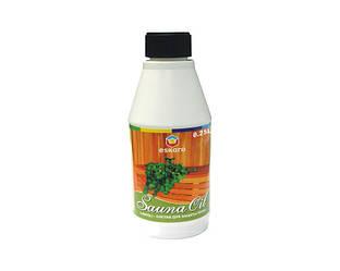 Масло защитное ESKARO SAUNA OIL  для полок в саунах 0,25л
