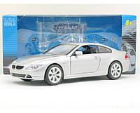 Автомодель металева Welly 22457w 1:24 BMW 645 Ci coupe