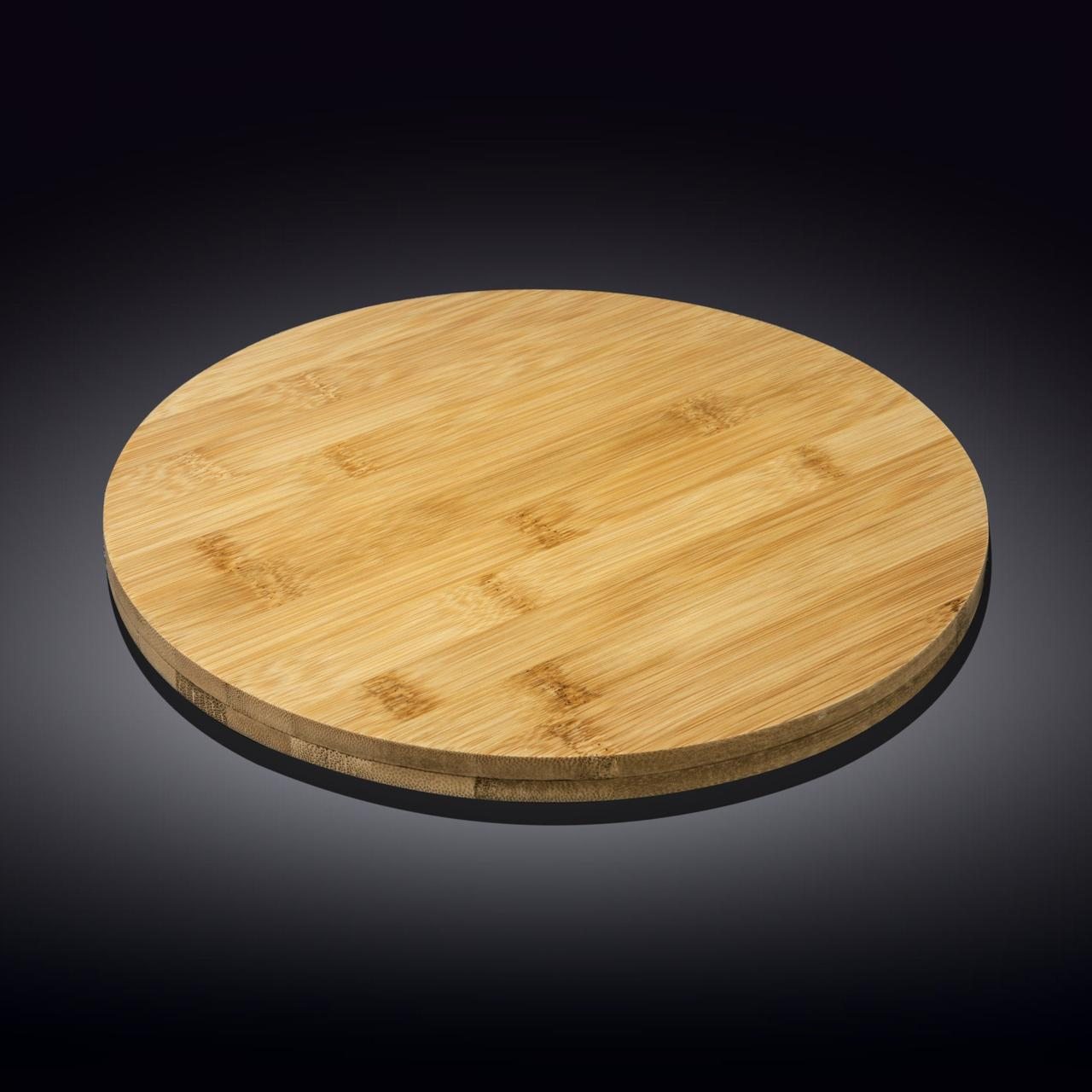 Блюдо кругле поворотное Wilmax WL-771079 30,5*4 см