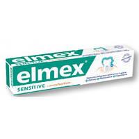 Медична зубна паста Elmex Sensetive для чутливих зубів 75мл.