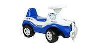 Машинка для катання ДЖИПІК синій з білим, Оріон 105, фото 1
