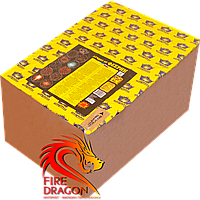 Фейерверк Gold Label СУ30-150/2 150 зарядов