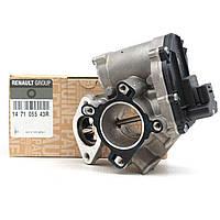 Клапан EGR рециркуляции отработанных газов на Рено Трафик 2 2.0 dCI M9R Renault 147105543R (оригинал)