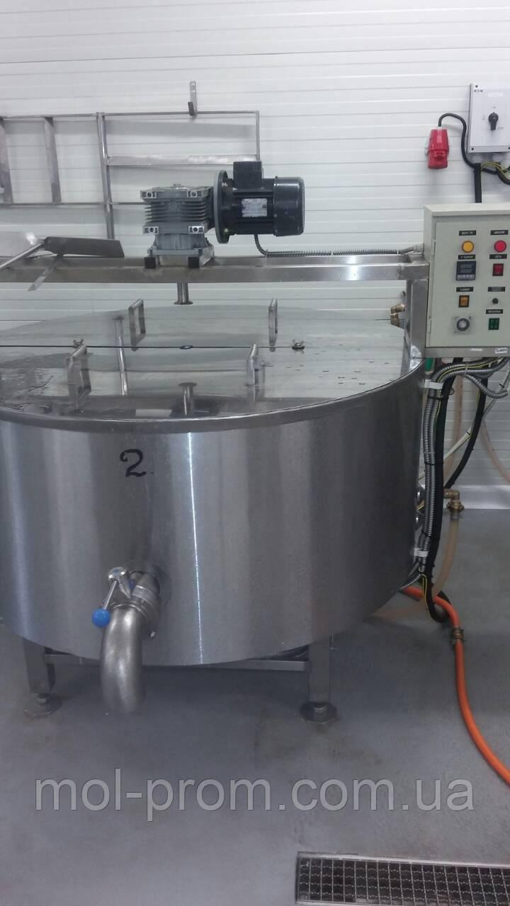 Сыроварня  500-1000 литров