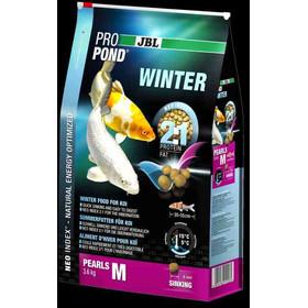Корм для прудовых рыб JBL ProPond Winter M, 3,6 kg