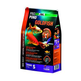 Корм для прудовых рыб JBL ProPond Goldfish S, 0,4kg