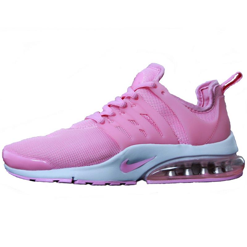 dfd09d37 Кроссовки женские Nike Air Presto (розовые) Top replic - BE SMILE  молодежный интернет магазин