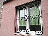 Кованые решетки на окна  арт кр 61, фото 1