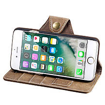 "Чехол кошелек case SHEROX для iPhone 7 iPhone 8 (4.7"") натуральная кожа, фото 2"