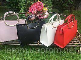 Женская сумка 'Кольца'