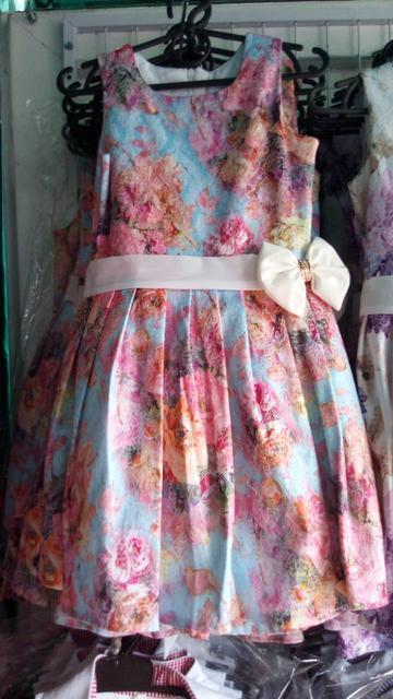 Детские платья ОПТ